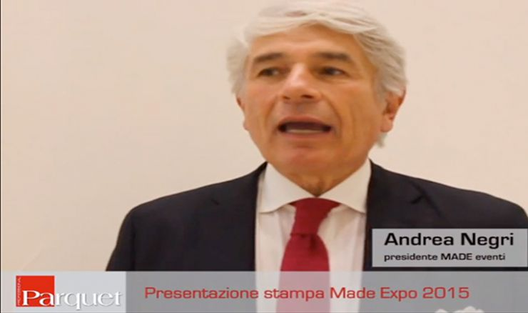 MADE Expo 2015 - Interview with Andrea Negri